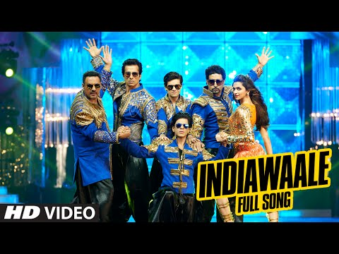 Official: 'india Waale' Full Video Song |happy New Year | Shah Rukh Khan, Deepika Padukone video