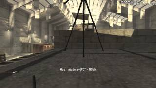 Call of duty 4 by Ghost mapa Killhouse sniper
