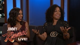 Shonda Rhimes & Kerry Washington on Scandal Series Finale