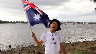 Grateful to be an Aussie by Woh Choo