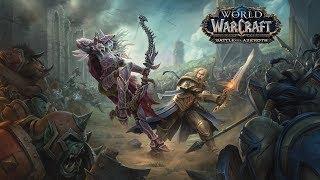 World Of Warcraft #2 Leveleo Elfa del Vacio