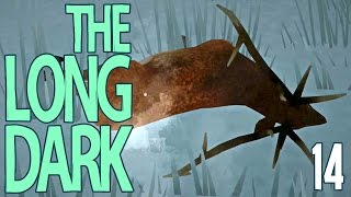"The Long Dark Ep 14 - ""MEAT FOR DAYS!!!"" (Alpha Gameplay Walkthrough)"