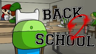 Gmod Sandbox Funny Moments - Back To School, Show & Tell!