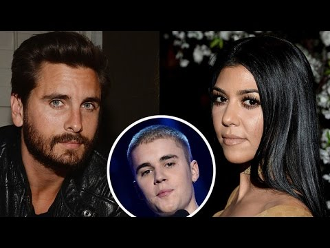 Watch Scott Disick Throw Shade At Kourtney Kardashian Over Rumored Justin Bieber Fling