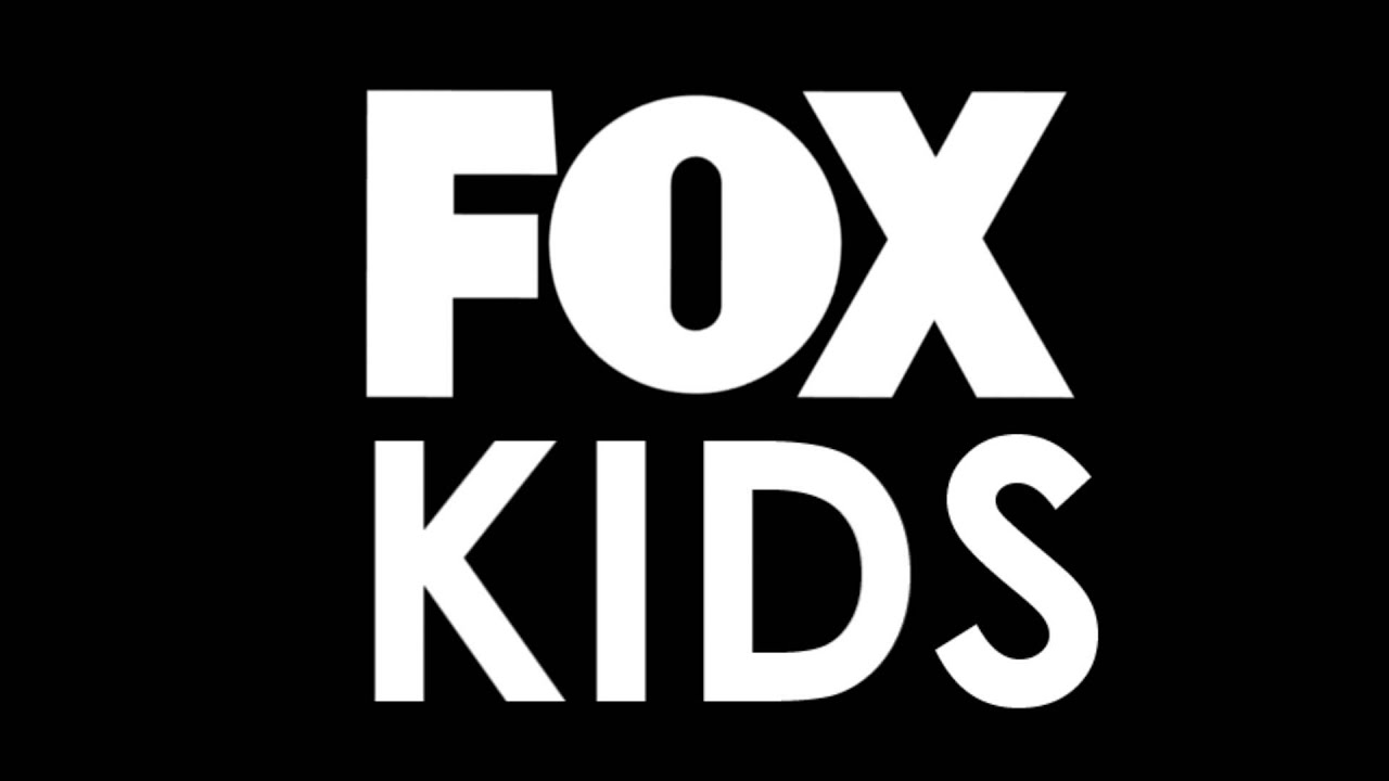 fox kids logo youtube