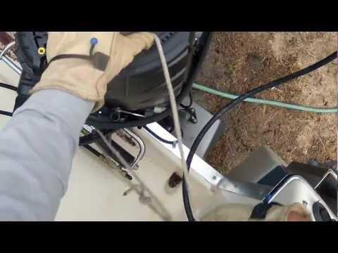 Pull Starting Suzuki Df90a