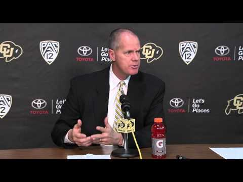 Post Game Press Conference: Tad Boyle
