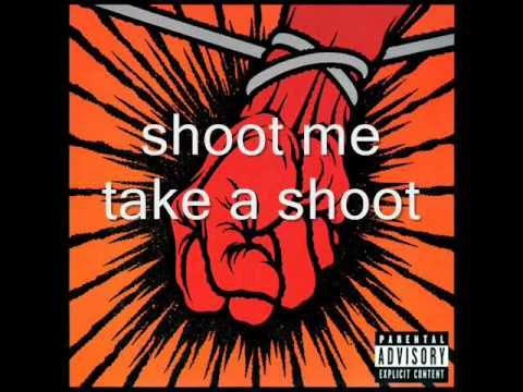 Metallica - Shoot Me Again