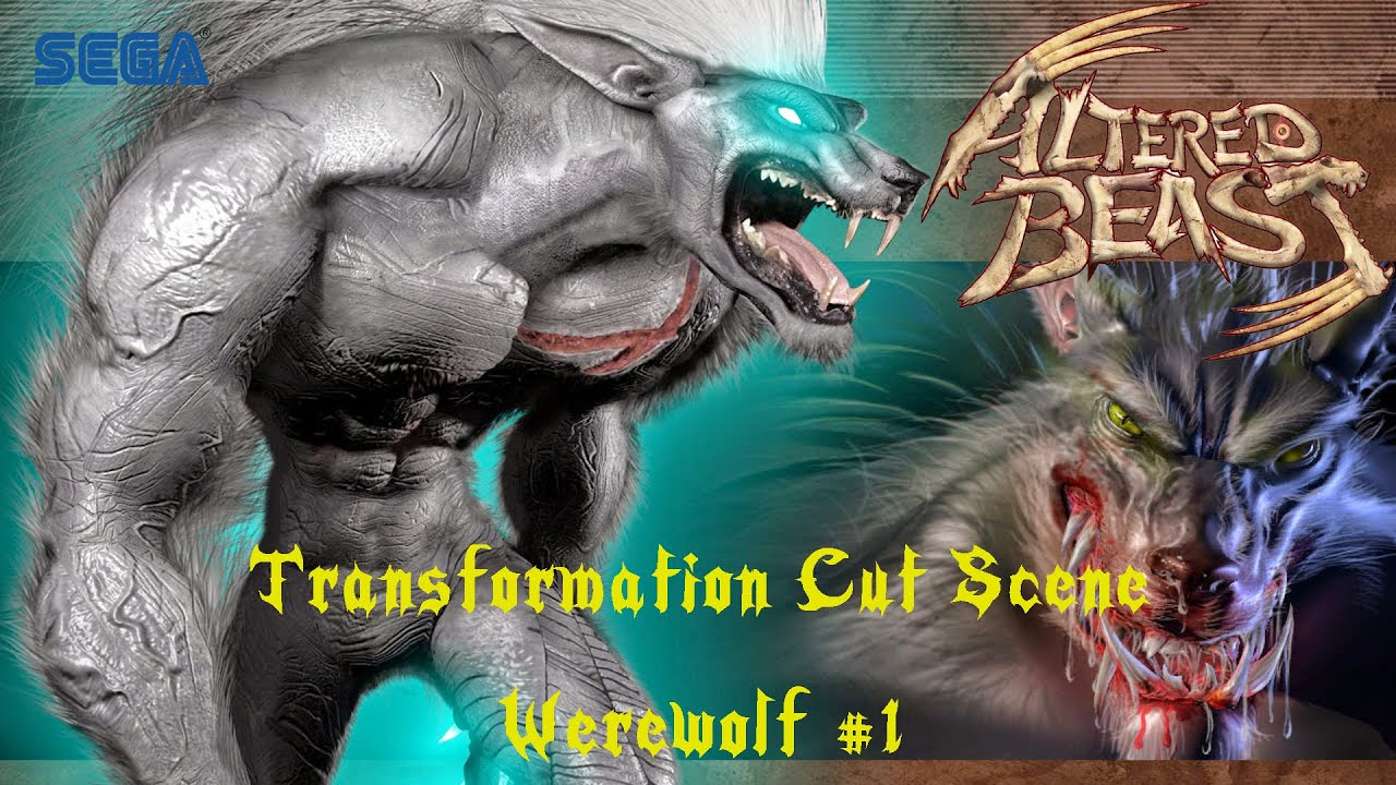 Altered Beast Ps2 Werewolf Project Altered Beast Ps2