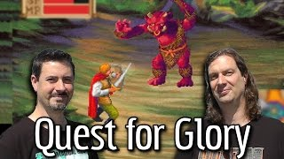 Sierra Quest for Glory Series Retrospective