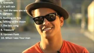 Top 10 Bruno Mars Songs | Bruno Mars Singer