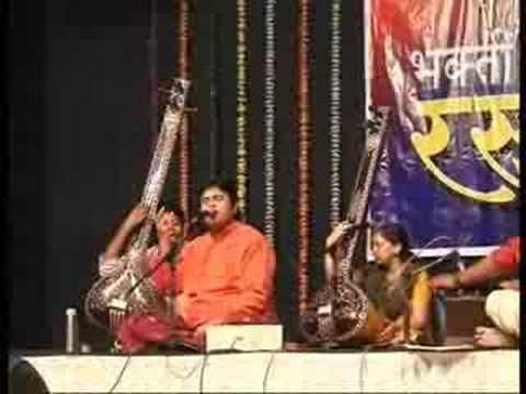 Bhakti rasrang part one shaunak  Abhisheki video