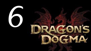 Dragon's Dogma Walkthrough - Part 6 HD Hydra Snake BOSS Gameplay Dragons Dogma DD PS3 XBOX 360