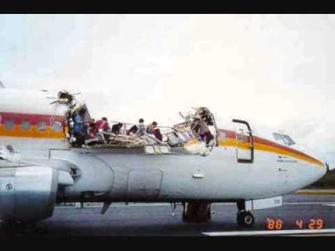 Plane Roof Ripped Off Southwest Never Let Go Aloha Flight