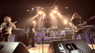 RED FANG - Dirt Wizard (live) FULL HD 2 CAMS