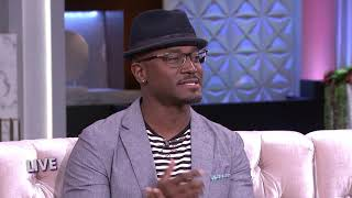 Taye Diggs' Son Is Not Here For His Parents' Singing!