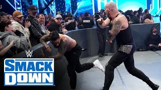 The Usos vs. King Corbin & Dolph Ziggler: SmackDown, Jan. 10, 2020