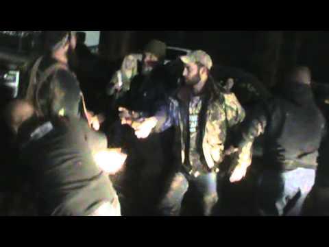 Fight General Sams Muddy Gras 2013
