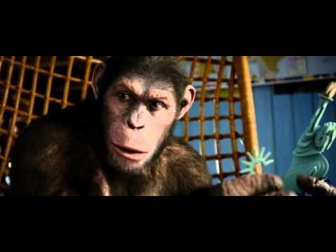 »Planet der Affen: Revolution« Teaser