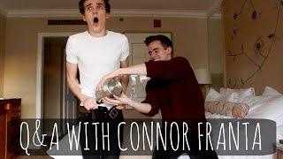 Q&A With Connor Franta! | ThatcherJoe