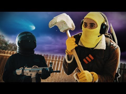 Fortnite Short Film: Raptor's Luck