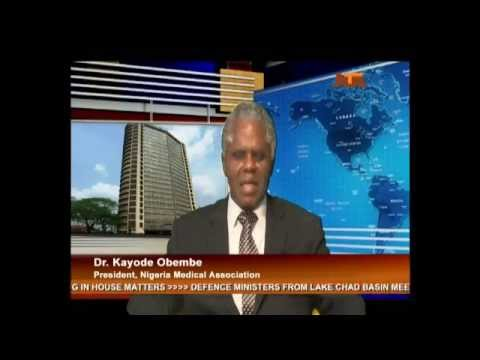 Good Morning Nigeria On NTA 11-06-2015 Topic: Aenda Setting For The 8th  Assembly