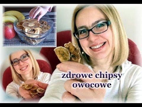 Zdrowe, Domowe Chipsy - Bananowe, Jabłkowe I Inne:-)/ Kierunek Zdrowie