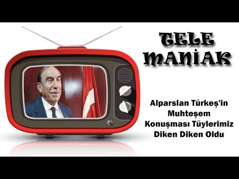 Alparslan Türkeş'in Muhteşem Konuşması Tüylerimiz Diken Diken Oldu