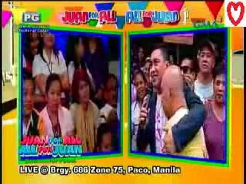 WALLY BAYOLA RETURNS ON EAT BULAGA! February 8, 2014