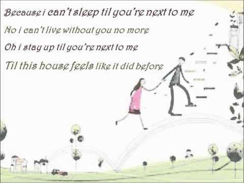 Sabrina - Insomnia (Lyrics)