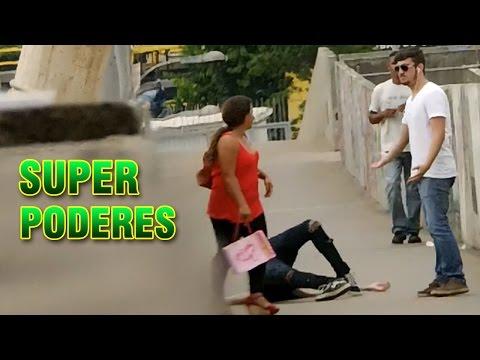 PEGADINHA: SUPER PODERES #guilhermerocker
