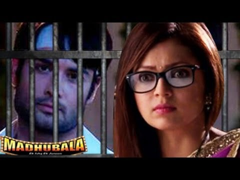 Madhu gets Raju ARRESTED for FORCED ROMANCE in Madhubala EK Ishq Ek Junoon 7th June 2014 EPISODE