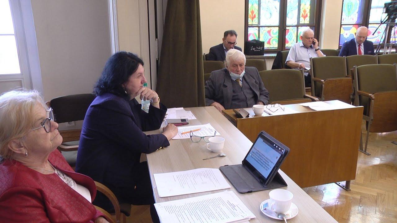 XLIII sesja Rady Miejskiej, część II