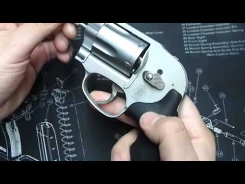 Smith and Wesson 638 Airweight - A quick look at this light revolver