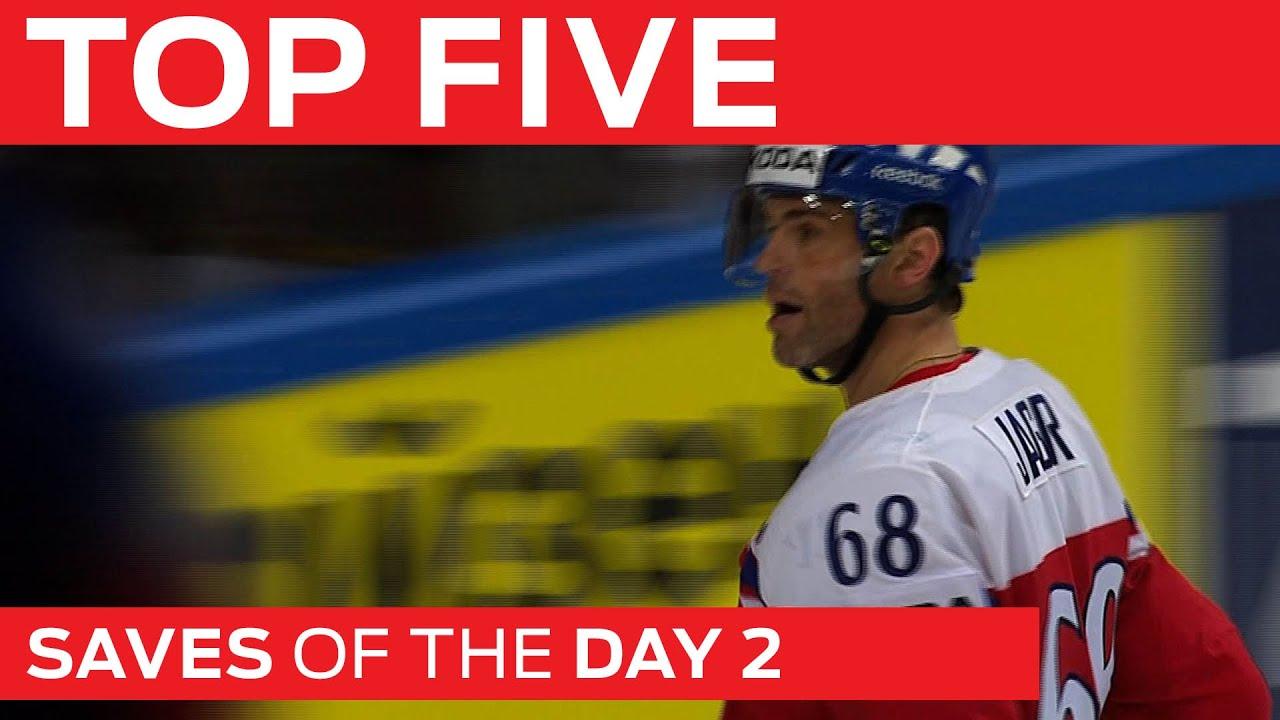 Top 5 Goals | Day 2 | #IIHFWorlds 2015