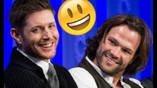 Supernatural Cast - Funny Moments (Best 2018?)