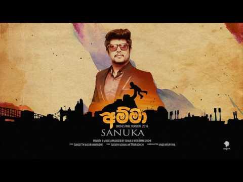 SANUKA - Amma (අම්මා) Official Audio 2016