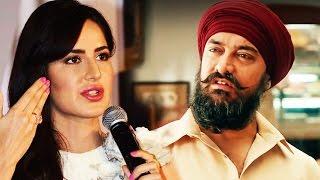 Katrina Kaif OPENS On Working In Aamir Khan's Thugs Of Hindostan