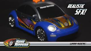 Road Ripper Sesli Ve Işıklı Warp Riders Dodge Viper SRT, Ford Mustang ve Volkswagen Beetle   Necotoy
