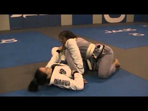 Grappling (Gi) - Omoplata from Open Guard