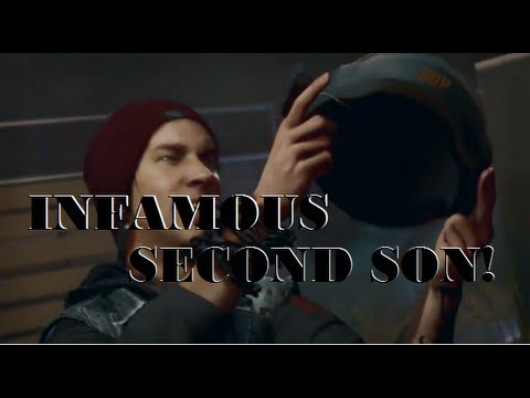 INFAMOUS: Second Son - Reveal Trailer! (PS4 EXCLUSIVE)