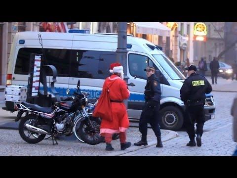 Chcesz polizać laskę Świętego Mikołaja? (Sadam)