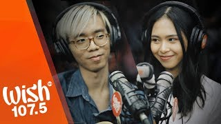 "Munimuni, Clara Benin perform ""Solomon"" LIVE on Wish 107.5 Bus"