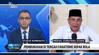 Viral Reaksi Ketum PSSI Edy Rahmayadi Menutup Wawancara Sepihak, soal Insiden Tewasnya The Jak Mania