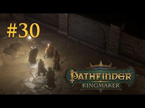 Let's Play Pathfinder: Kingmaker # 30 – Das alte Grab (Blind / Deutsch)