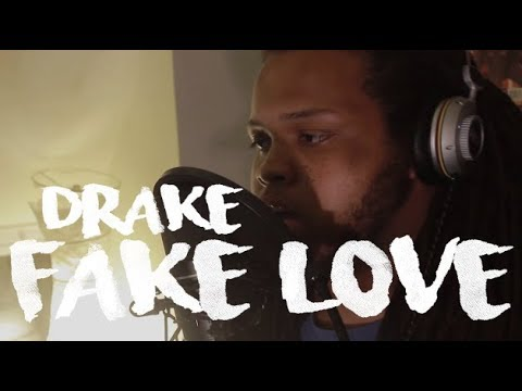 Drake - Fake Love (Official Kid Travis Cover)