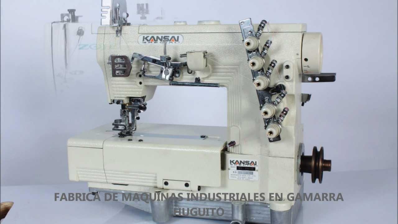 Fabrica De Maquinas Industriales En Gamarra Huguito 1