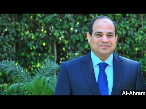 Egypt's El-Sissi Sworn In As President