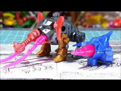 よみがえる メカメカザウルス 前編 machine Dinosaur Prequel video