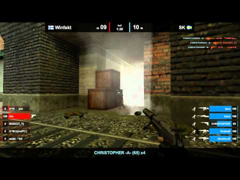 SK vs. WinFakt @ train.flv